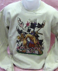 Great Dane Group Sweatshirt