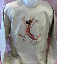 Happy Fawn Dane Sweatshirt